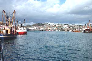 Newlyn Harbour East